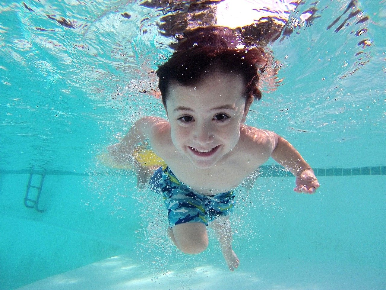 6 Enjoyable Swimming pool Game titles for children